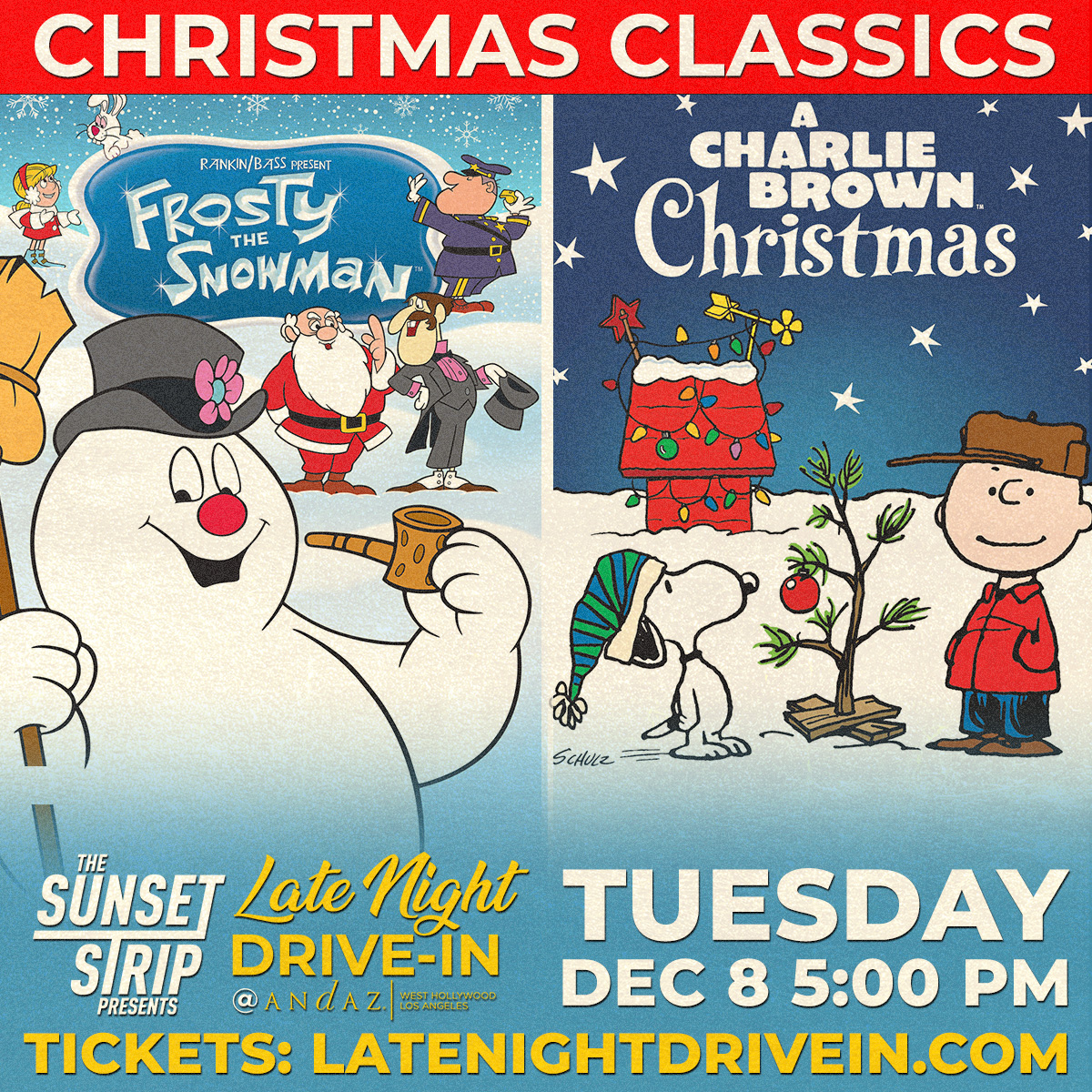 Christmas Classics Double Feature!